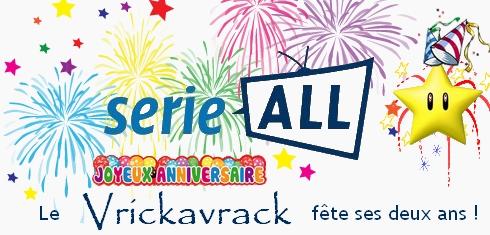 Logo Vrickavrack - 2 ans