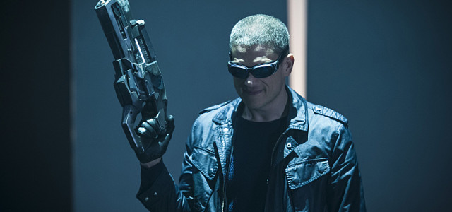 Wentworth dans DC's Legends of Tomorrow