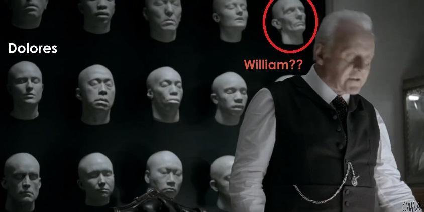 William robot