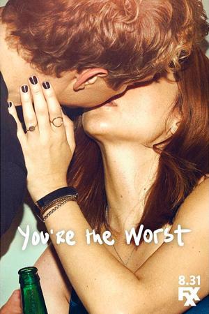 affiche-you're the worst-saison 3