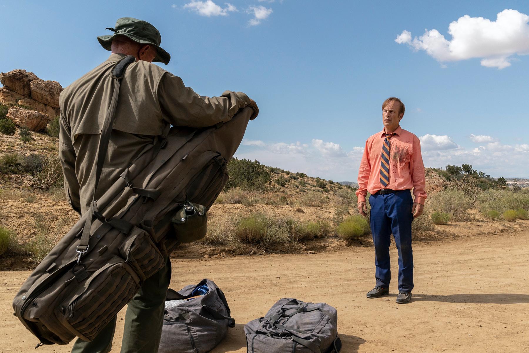 Mike et Saul