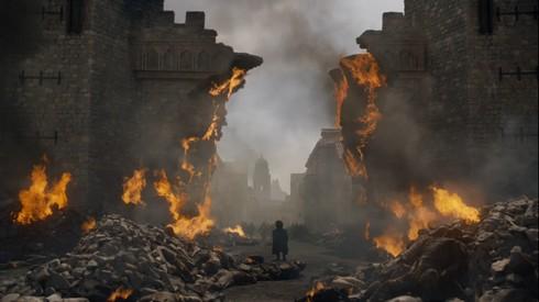 Tyrion et les décombres