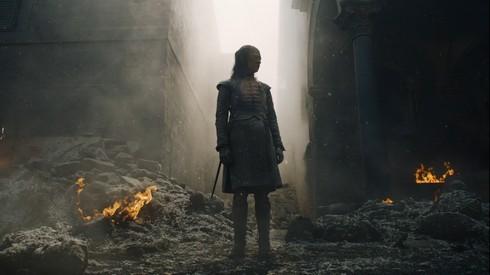 Arya, la sauveuse