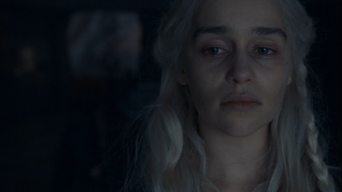 Le deuil de Daenerys