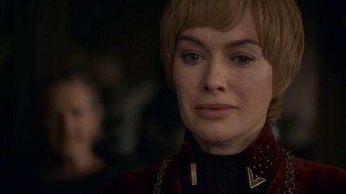 Cersei et son monde s'écroule