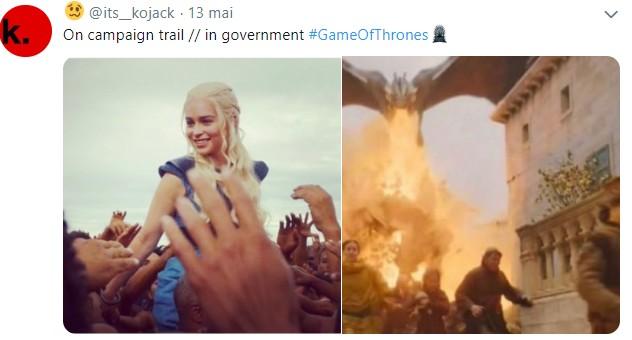 Daenerys Politique