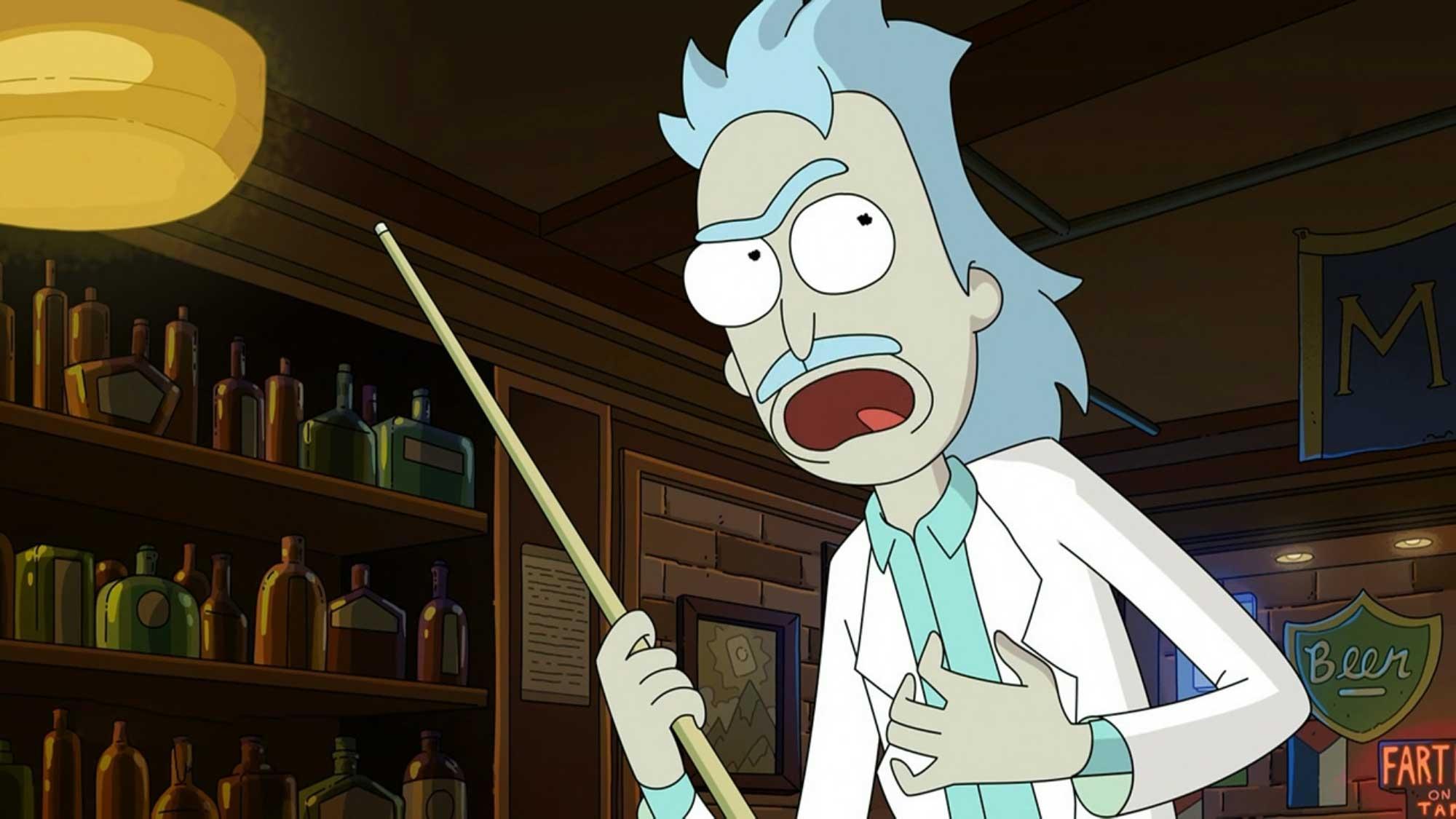 Rick alternatif