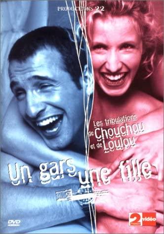 Un gars, une fille, Poster