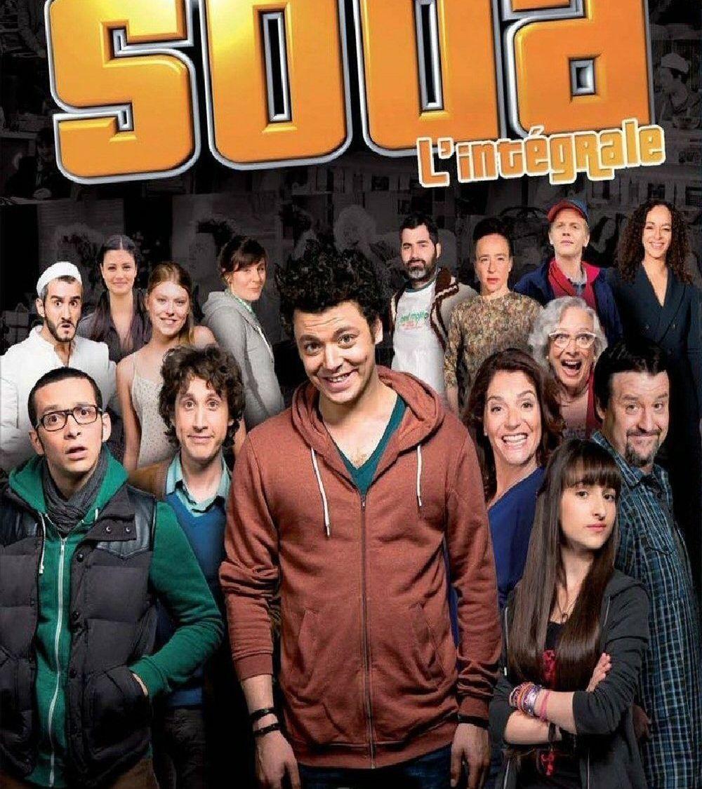 Image promotionnelle de la série Soda