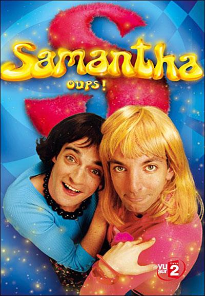 Poster de Samantha Oups ! avec Samantha et Chantal