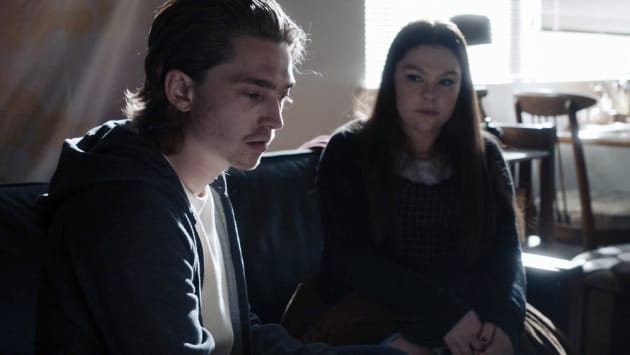 Marc et Kate, lorsque cette dernière avait 18 ans.
