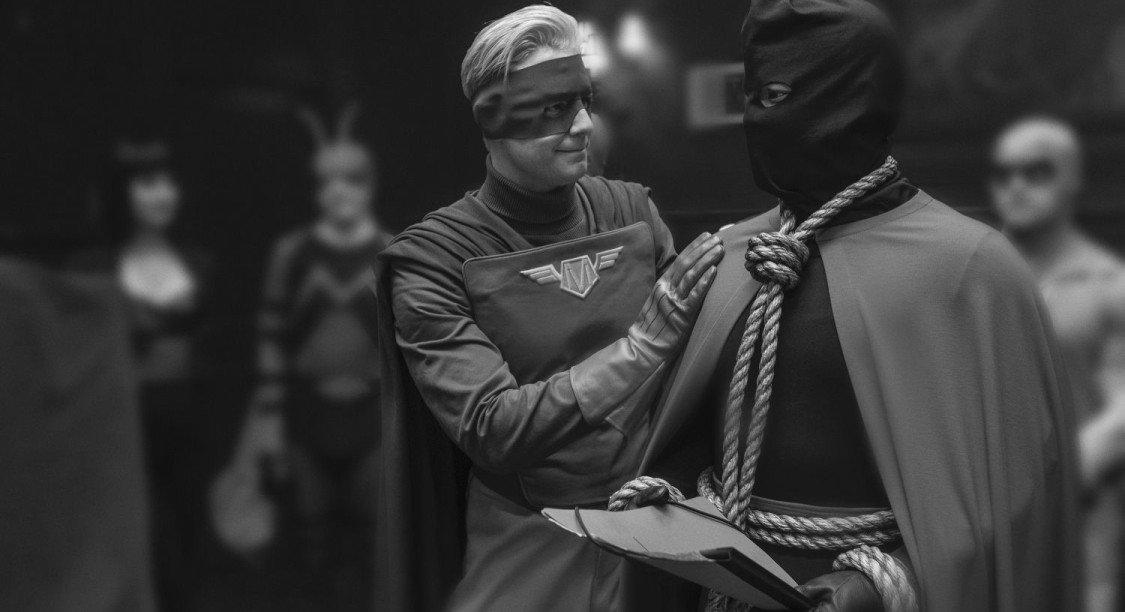Le juge masqué et Capitaine Metropolis