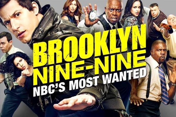 poster brooklyn nine-nine 6