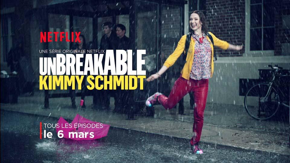poster unbreakable kimmy schmidt 4