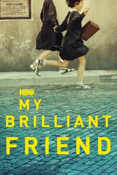 poster my brilliant friend