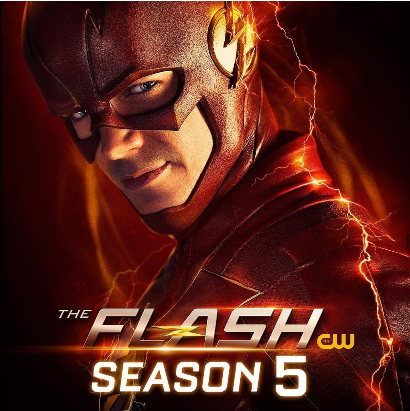 poster the flash 5
