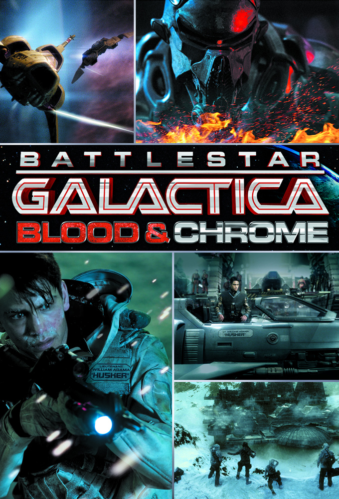 Image illustrative de Battlestar Galactica: Blood and Chrome