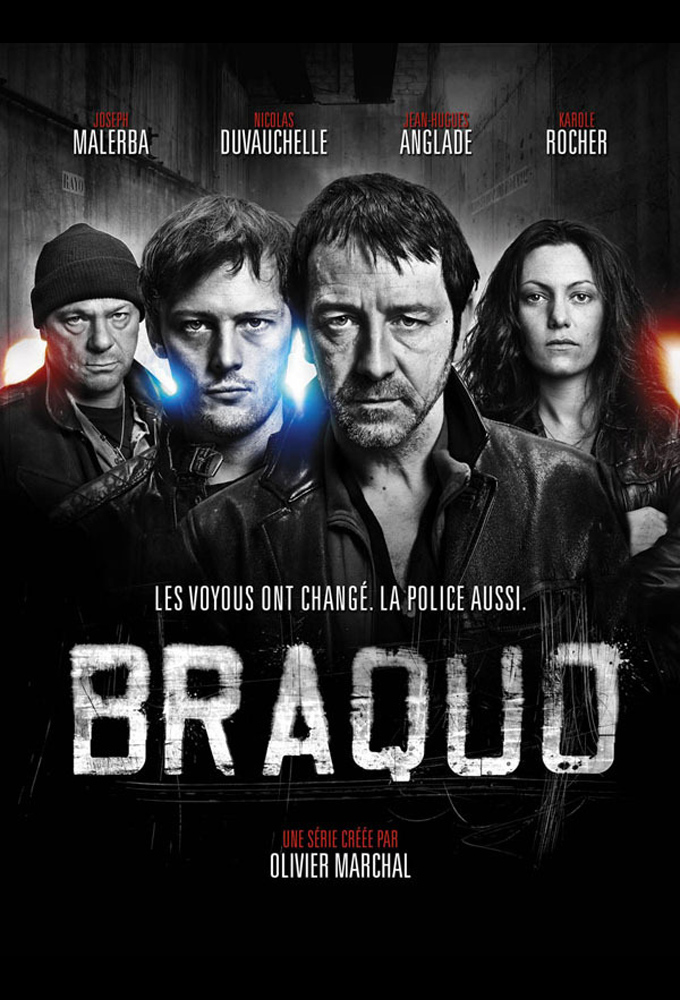 Image illustrative de Braquo