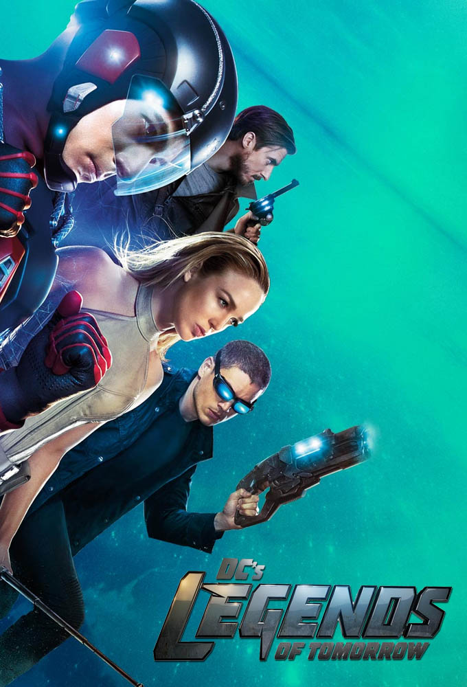 Image illustrative de DC's Legends of Tomorrow