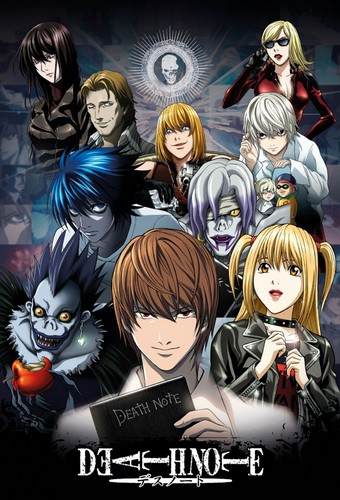 Image illustrative de Death Note