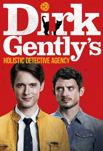 Image illustrative de Dirk Gently's Holistic Detective Agency