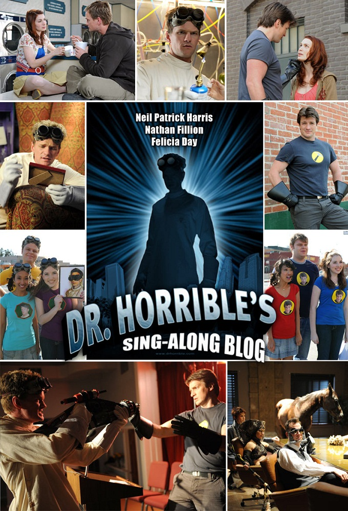 Image illustrative de Dr Horrible's Sing-Along Blog