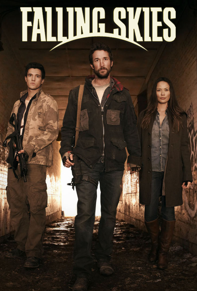 Image illustrative de Falling Skies