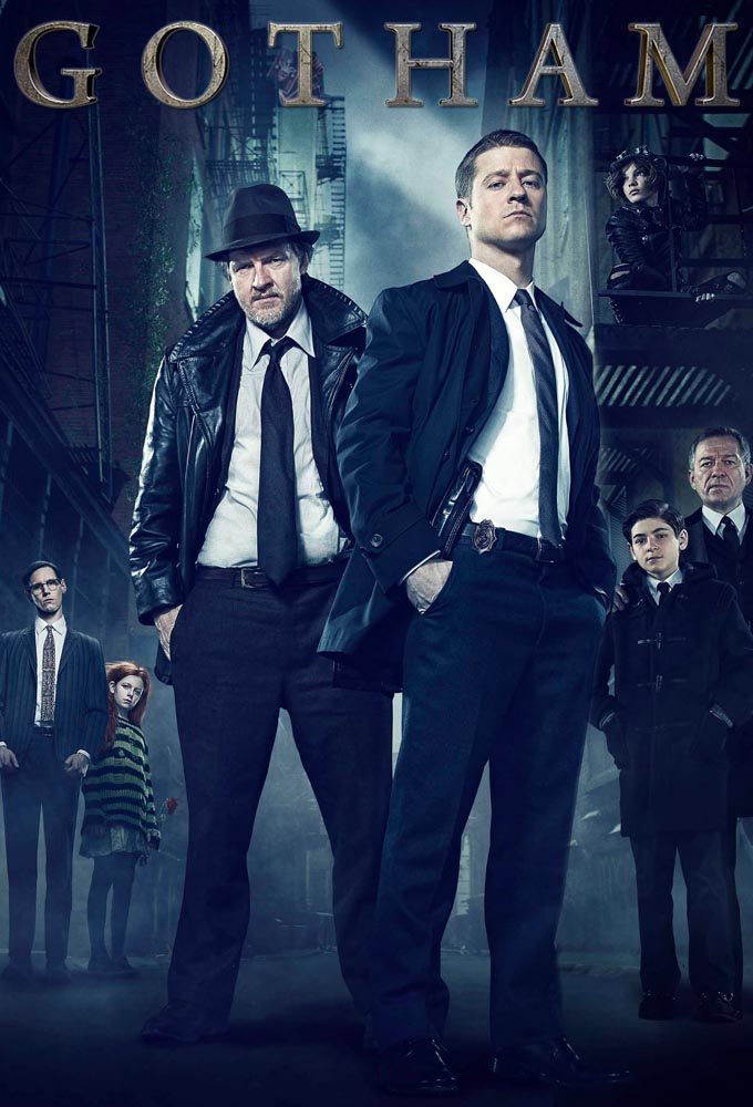 Image illustrative de Gotham