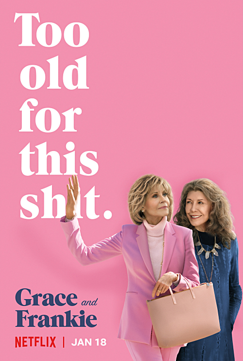 Image illustrative de Grace and Frankie