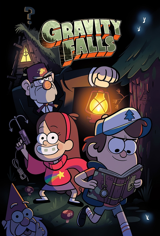 Image illustrative de Gravity Falls