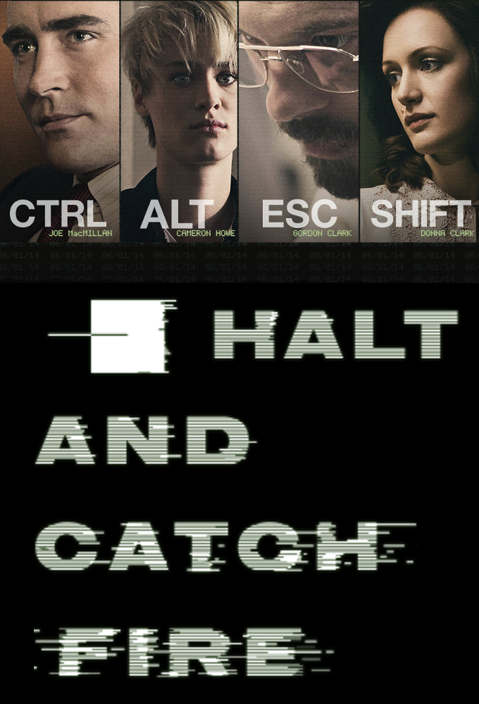 Image illustrative de Halt and Catch Fire