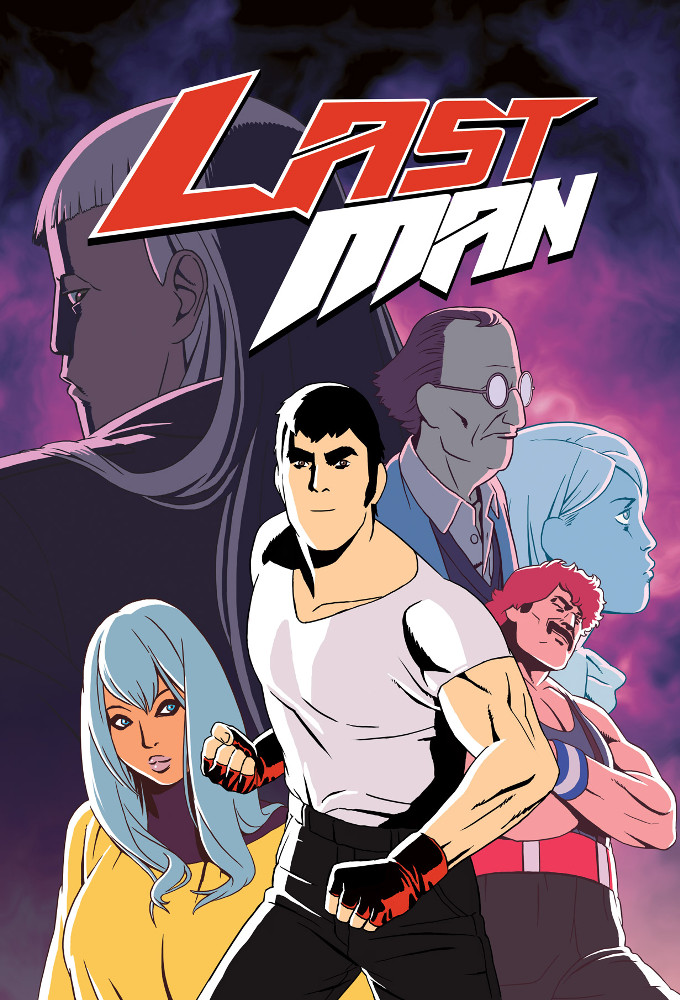 Image illustrative de Lastman