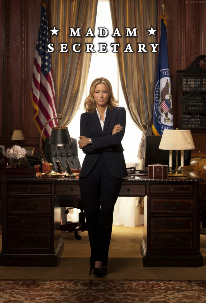Image illustrative de Madam Secretary