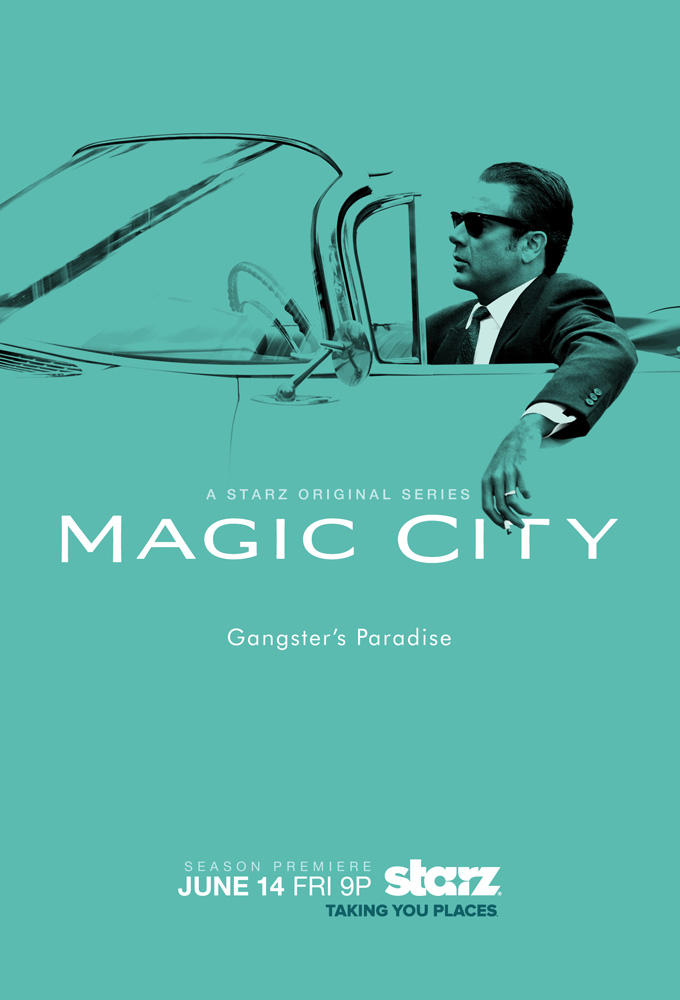 Image illustrative de Magic City
