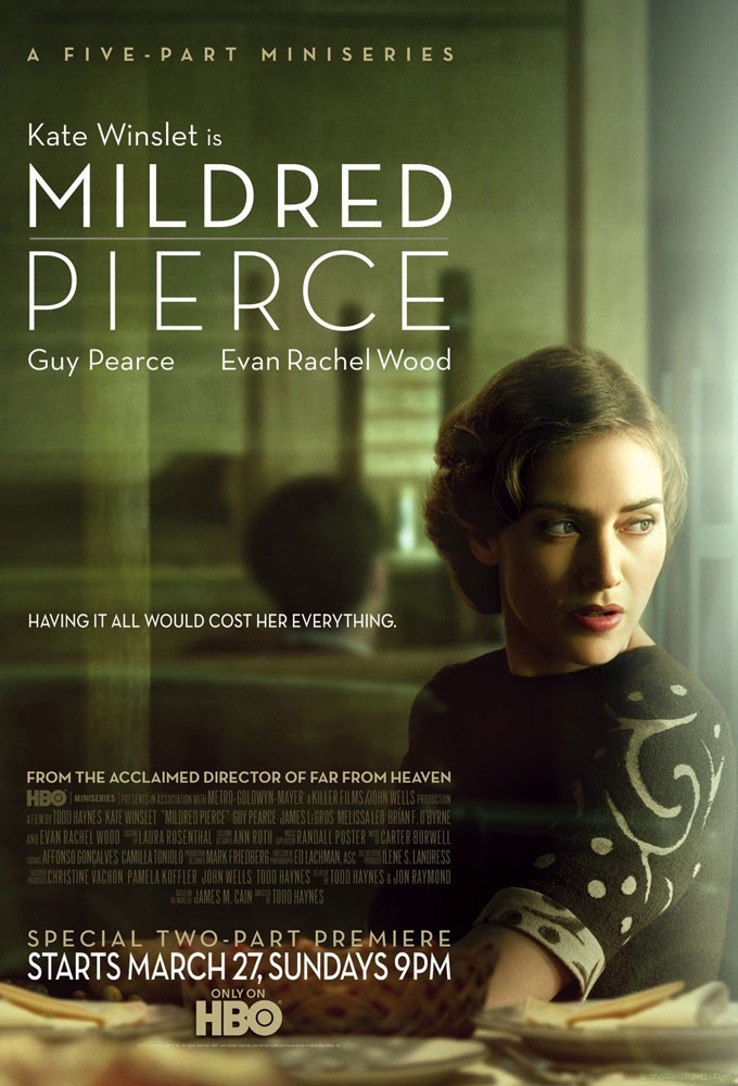 Image illustrative de Mildred Pierce