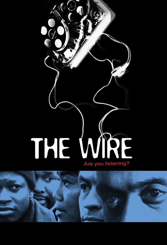 Affiche The Wire