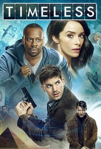 Image illustrative de Timeless (2016)