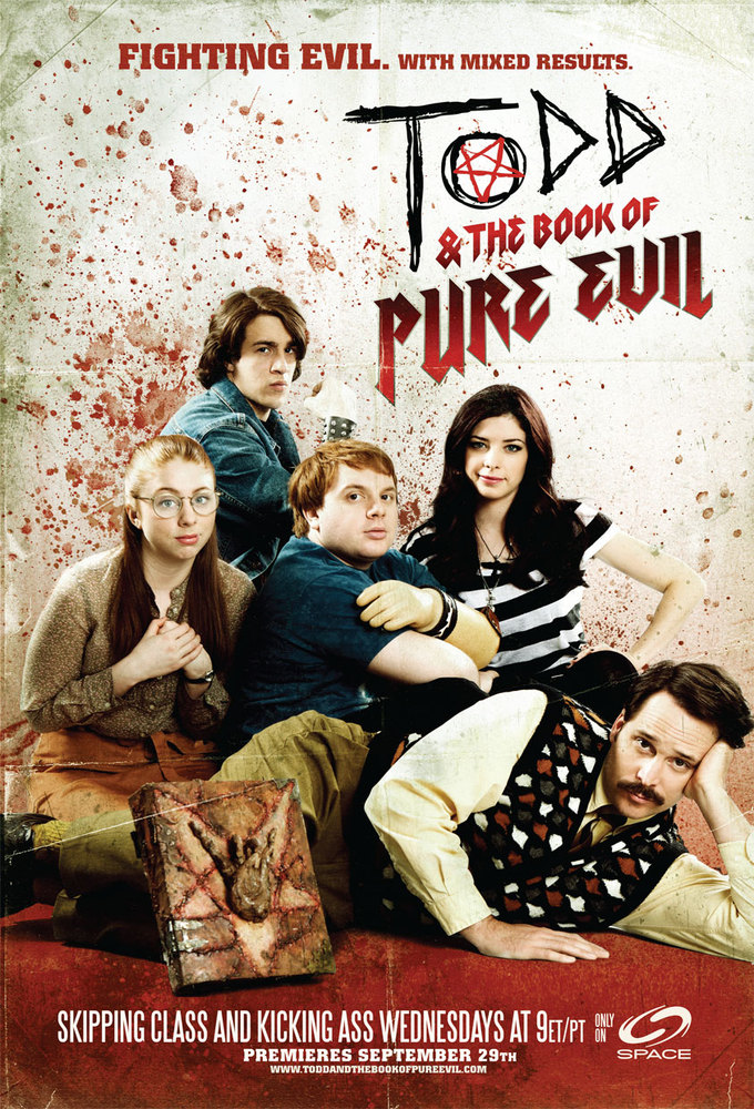 Image illustrative de Todd and the Book of Pure Evil