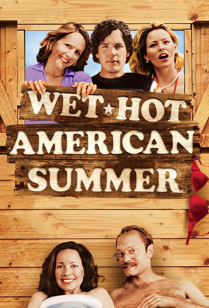 Image illustrative de Wet Hot American Summer