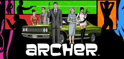 Archer saison 1 en vostfr