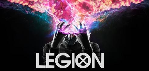 Affiche - Legion