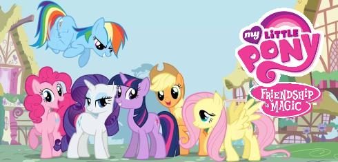 My Little Pony : Friendship Is Magic