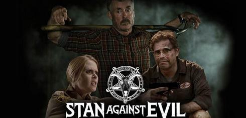 Poster Stan Against Evil